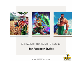 Animation Company in Noida | Explainer Video Company in India