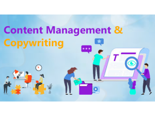 Tech ICS | Content Management and Copywriting | Services