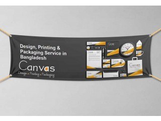 Canvas - Design Printing & Packaging