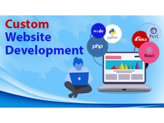 Tech ICS | Services | Custom Website Development