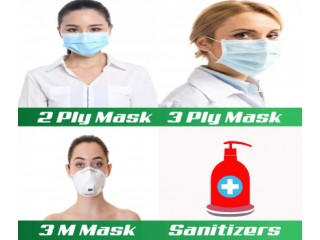 We provide the best in quality Mask, with quick shipping time.