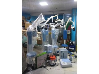 Dental unit Equipment in Bangladesh
