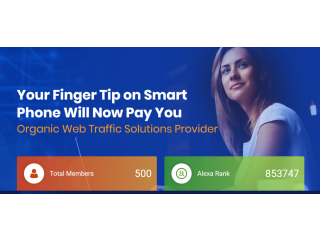 Finger Tip On Smart Phone Will Now Pay You