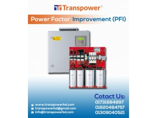Power Factor Improvement Plant (PFI)