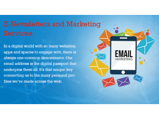 Tech ICS | E-newsletters and Marketing Services | Services