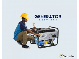Professional Generator Service and Repair in Dhaka