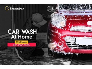 Affordable Car Wash Services in Dhaka