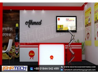 Project For Ahmed Food Stall.