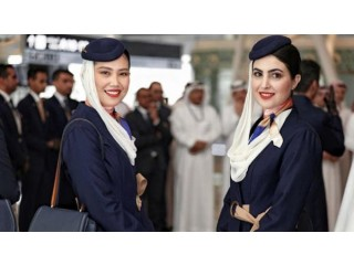 Executive-Air Attendant-Cabin Crew - Air Hostess -Jobs