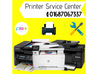 Printer Service In Dhaka-01687067337