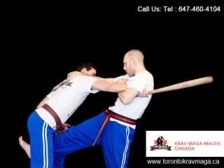 Martial Arts in Toronto - Krav Maga Maleh