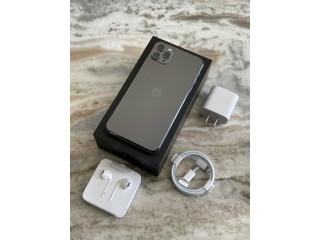 Apple iPhone 11 Pro Max - 256GB - Space Gray (Unlocked) (CDMA + GSM)
