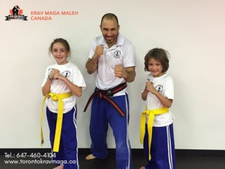 Empower Your Child with Krav Maga for Kids Program - Krav Maga Maleh