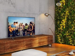 Samsung NU7179 138 cm (55 Zoll) Fernseher Gunstig