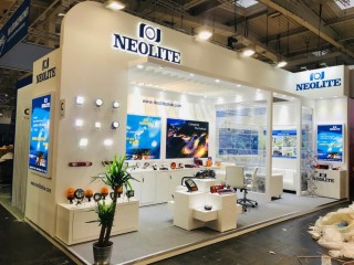 Modular exhibition stands companies Europe