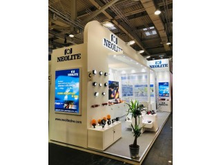 Custom exhibition stands companies Europe