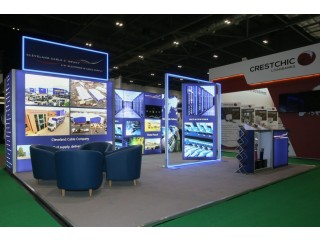 Reliable Exhibition Stand Partner
