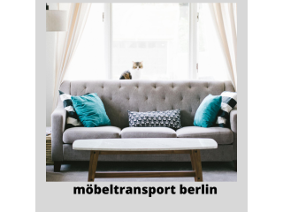 Möbeltransport berlin - Blitz Umzuge
