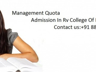 Rv College Of Engineering Management Quota