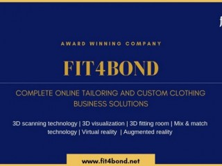 Fit4bond - Online Tailoring Software Development Company