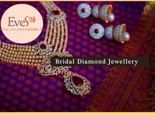 Bridal Diamond Jewellery in Low Cost