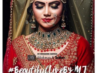 Minakshi Jaiswal | Makeup and Hair Academy - Mjmakeupandsalon