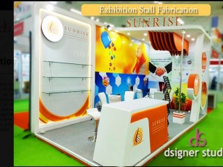 Portable Exhibition Kit | Exhibition Stall Fabrication
