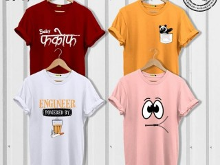Online Shopping For T-shirts and Mobile Covers-Beyoung