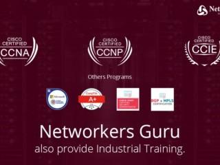 Best CCNA Training Course Institute in Gurgaon Delhi, India - Networkers Guru