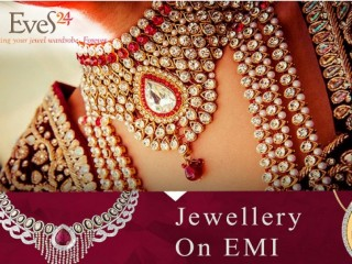 Bridal | Wedding Diamond Jewellery on EMI - EVES24