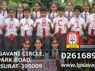 School in Pal | Best Day Boarding School In Surat - LPSavani