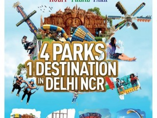 Delhi Advnture Island Tickets Price - Mojoland