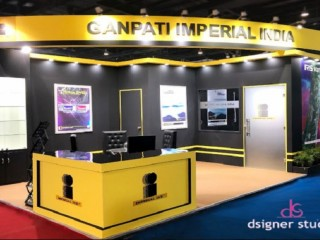 Exhibition Stall Fabricator | Exhibition Stand Designers