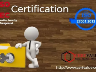 ISO 27001 Certification in Chennai