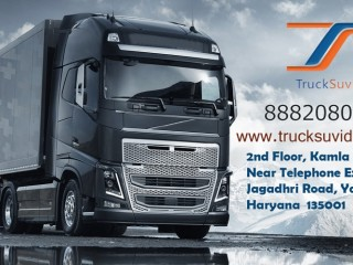 Truck Rental Services | Rent Truck in India | TruckSuvidha