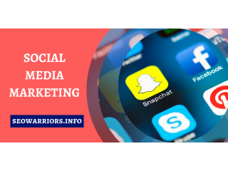 Social Media Marketing Services | SEOWarriors