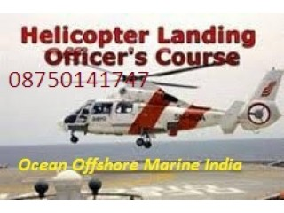 HDA HLA HERTL.HLO Helicopter Landing Officer Course