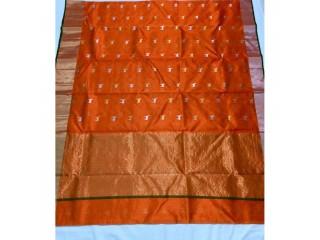 Designer Chanderi Silk Sarees - Sreevas