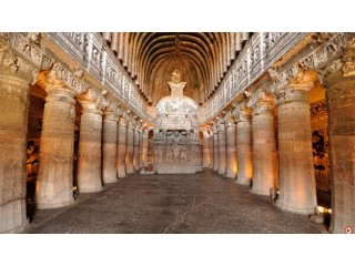 Enjoy an Enthralling Ajanta and Ellora Caves Tour from Pune