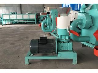 360 Roller Driven Pellet Mill