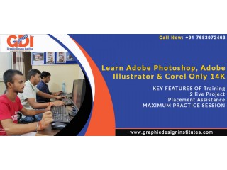 Graphic Design Institute in Delhi | Adobe Photoshop Training Institute