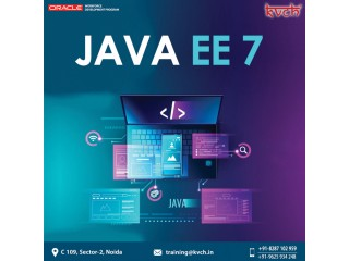 Find the best Java EE 7 Oracle Certification Course in Noida
