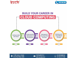 6 Months Cloud Computing Training in Noida | Join Now!