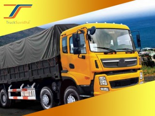 Online Lorry/Truck Booking | Book Truck/Lorry Online India - Truck Suvidha