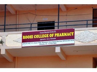 Pharmacy College in Bangalore