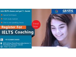 Ielts coaching classes in zirakpur