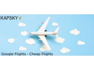 Google Flights - Cheap Flights