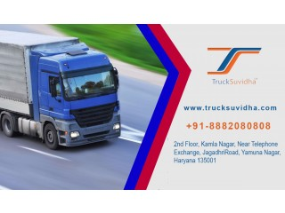 Best Truck Booking App | Online Load Booking - Truck Suvidha