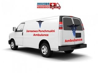 Book Splendid ICU Equipped Road Ambulance in Patna