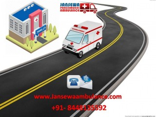Take Modern Emergency Road Ambulance Service in Gaya